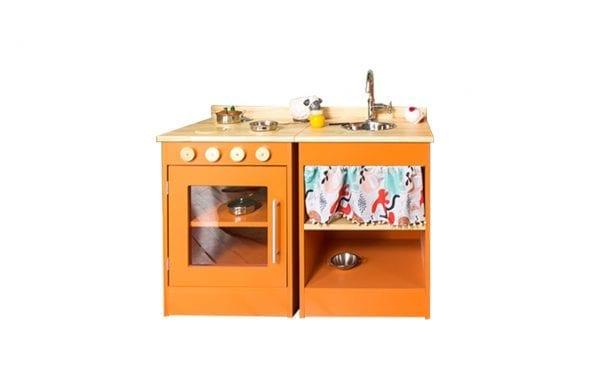 Cozinha Pia e Fogão Dante