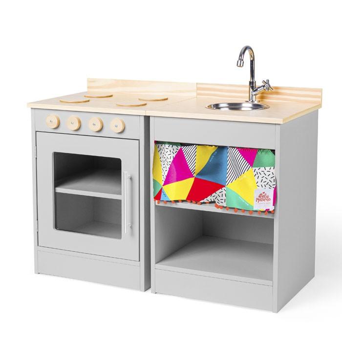 Cozinha Pia e Fogão Theo | Ateliê Materno