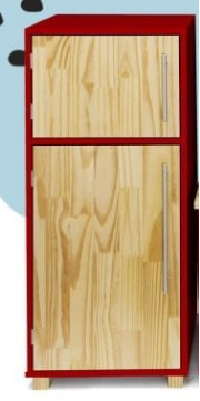 Geladeira Compacta Yara