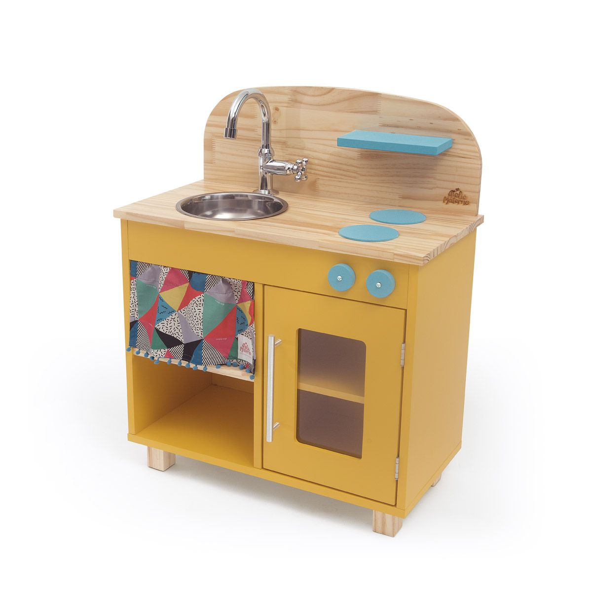 Mini Cozinha - Amarela