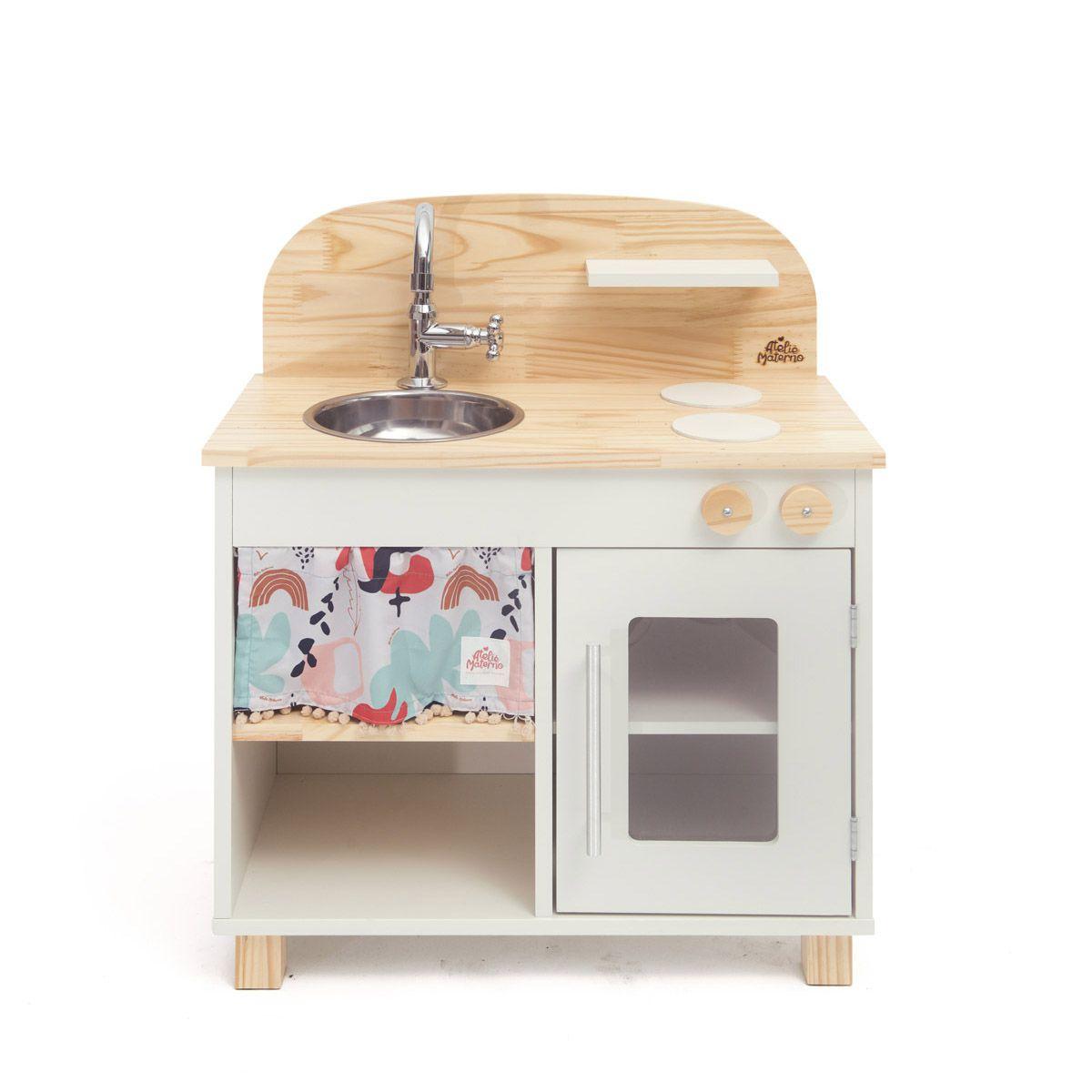 Mini Cozinha - Branca