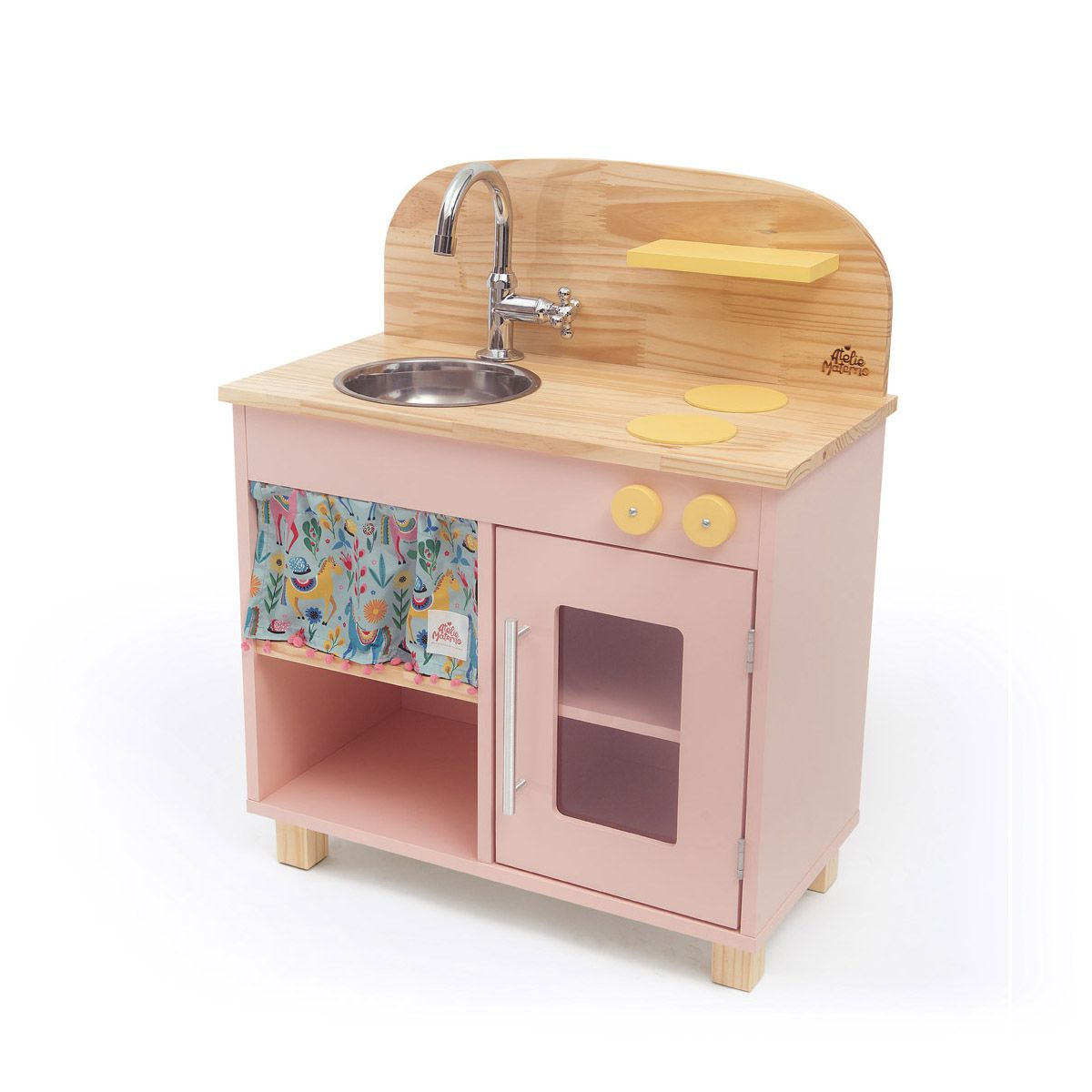 Mini Cozinha - Rosa