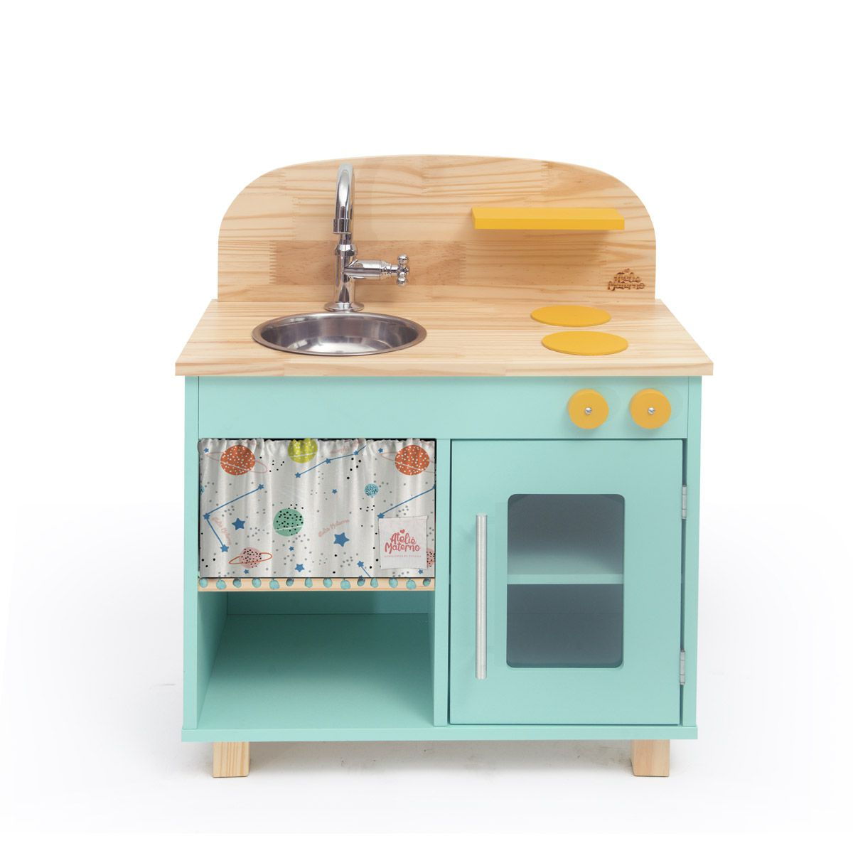 Mini Cozinha - Verde