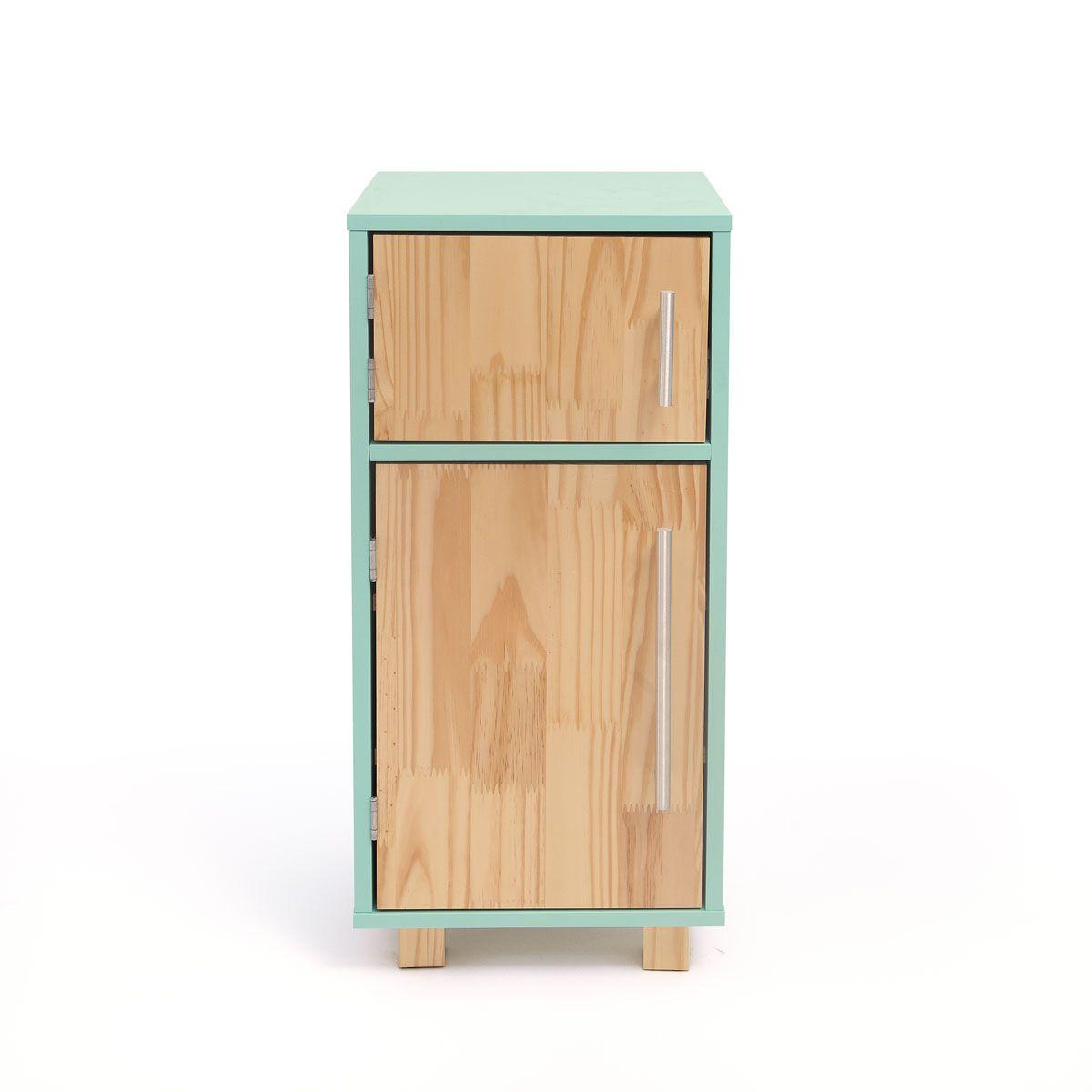 Mini Geladeira - Verde