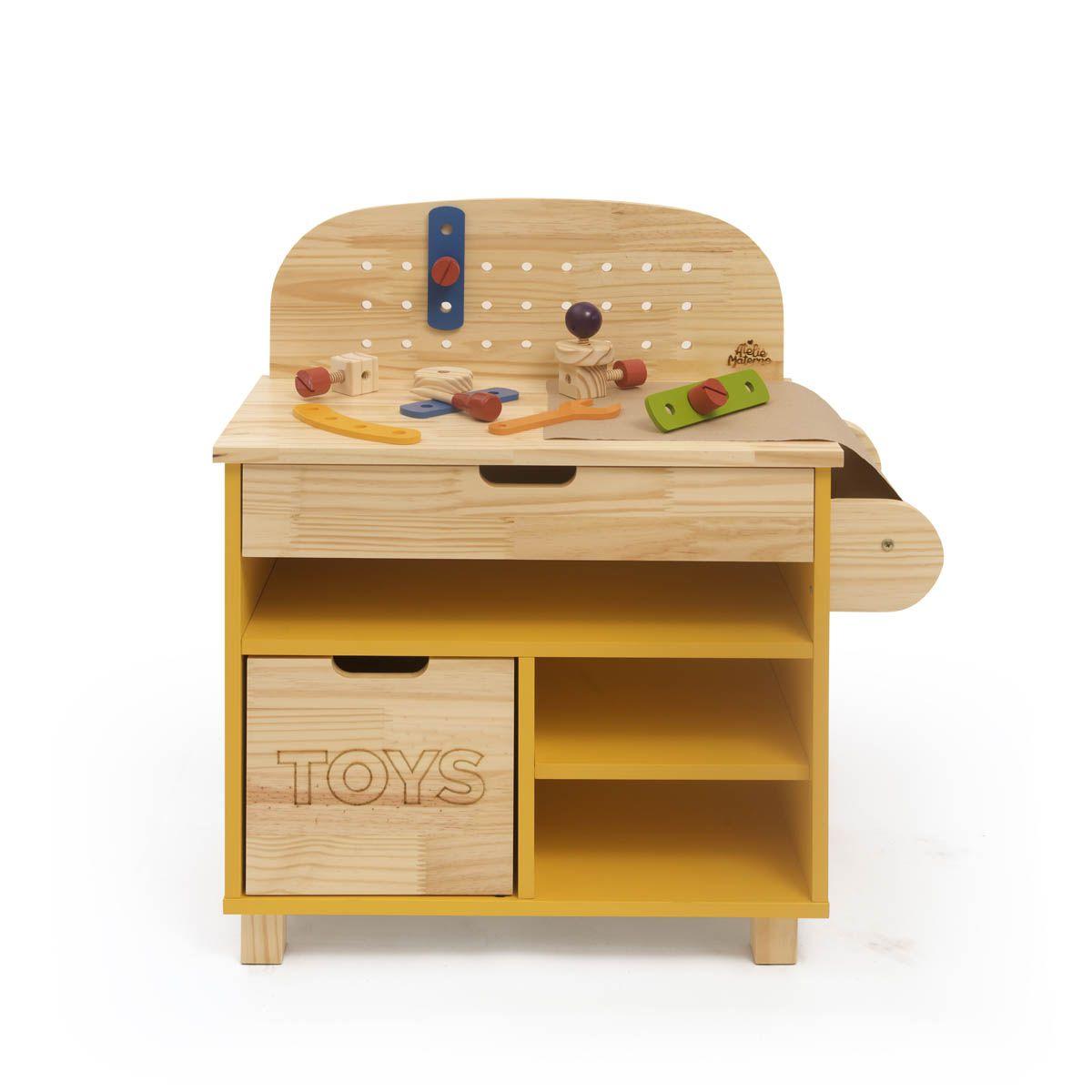 Mini Oficina - Amarela