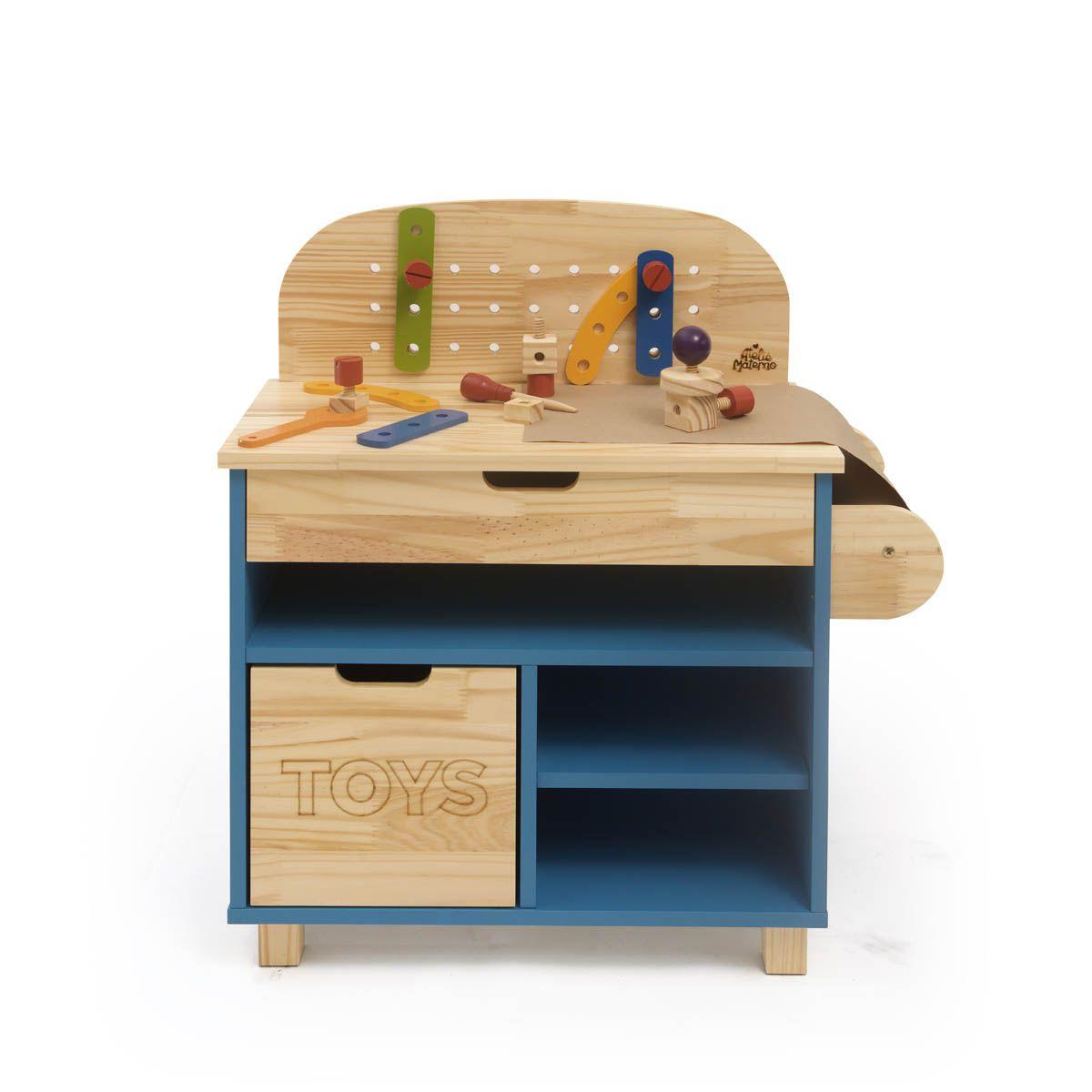 Mini Oficina - Azul C