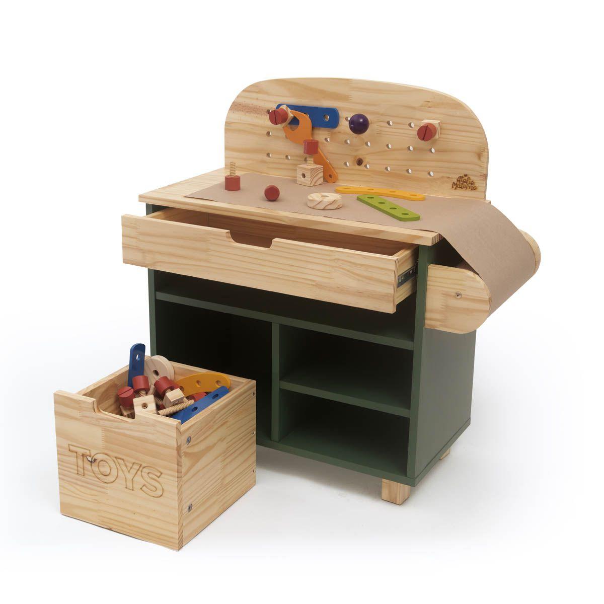 Mini Oficina - Verde F