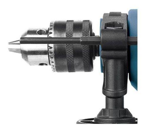 Kit Furadeira Impacto 1/2 Wesco 127v + Maleta P/ Acessorios