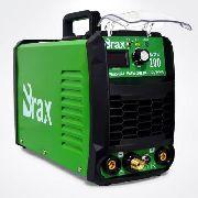 Maquina Inversora de Solda TIG MAX 200A 110/220v Bivolt Braxsoldas