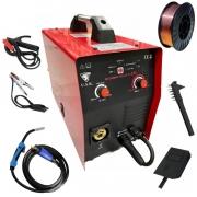 Kit Maquina De Solda Multiprocesso MMA MIG TIG LIFT 255 220v USK + Arame de Solda 5Kg 0.8mm