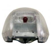 Lanterna Traseira P/ Honda Biz 100cc Modelo Cristal