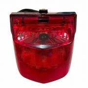 Lanterna Traseira P/ Honda Pop 110 110i De 2015 A 2020 Mod. Original Ref.: Valplas-02041