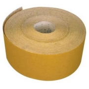 Lixa Cinta Rolo Granulação 150 C/ 10 Metros 115mm Indasa Rhynogrip Rools Profissinal P/ Funilaria Movelaria