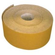 Lixa Cinta Rolo Granulação 220 C/ 10 Metros 115mm Indasa Rhynogrip Rools Profissinal P/ Funilaria Movelaria