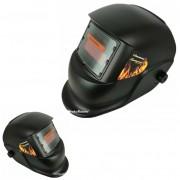 Mascara De Solda Automatica Auto Escurecimento Titanium c/ visor fixo CA 38.202