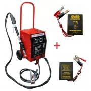 Repuxadeira P/ Funilaria e Pintura Standart 2000 220v Autocar C/ Protetor De Bateria