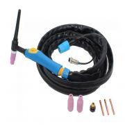 Tocha Tig P/ Máquina De Solda Tig USK C/ Conector 9mm