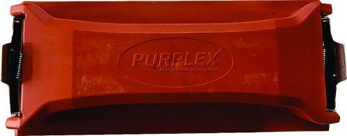 Taco Para Lixa Lixador Purplex Medio 220x105mm Profissional