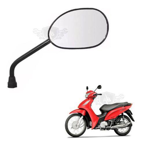 Espelho Retrovisor P/ Moto Honda Biz 125 Universal Modelo Original
