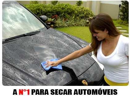 Kit Toalha Magica Fixxar Original C/ 6 Unidades Limpa Seca Automotivo