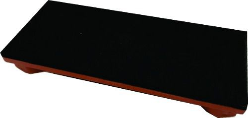 Taco P/ Lixamento Nivelador 204 x 68mm Purplex C/ Presilhas