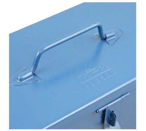 Caixa T/ Bau De Metal P/ Ferramentas ou Maquinas T/ Politriz e Esmerilhadeira FERCAR