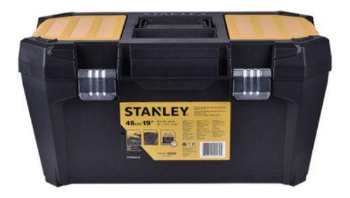 Caixa Ferramentas Stanley Organizador 19 Polipropileno Refor