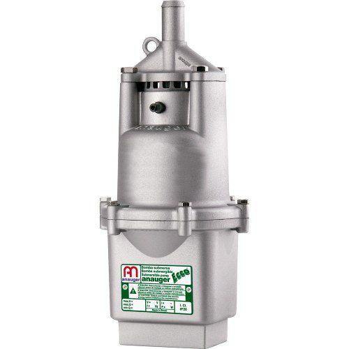 Bomba P/ Agua Submersa Anauger T/ Sapo Ecco 300w 60hz 127v