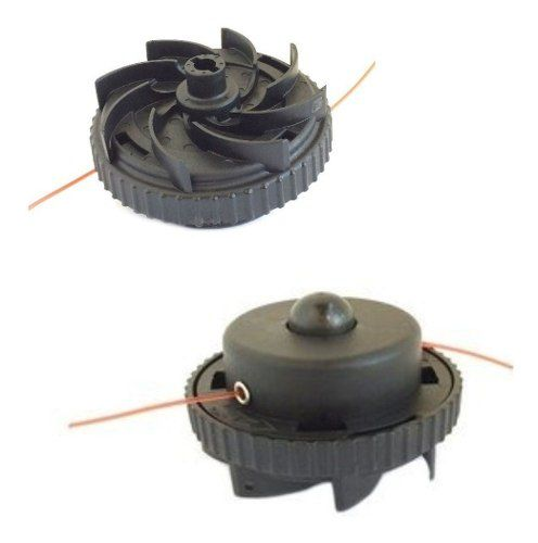 Carretel P/ Aparador Grama Eletrico Nylon Tekna Tt700s Tt800s Tt1000