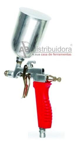 Pistola P/ Aplicação De Cola de Contato Tapeçaria Ms-32 + Luva Nitrilica