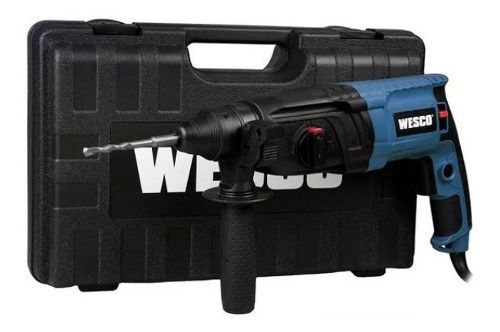 Martelete Combinado Perfurador Rompedor 800w 220V Ws3141 Wesco