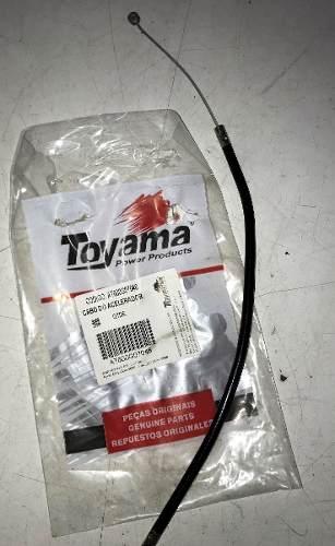 Cabo Acelerador Aparador Cerca Viva Combustão Toyama AT600G07046