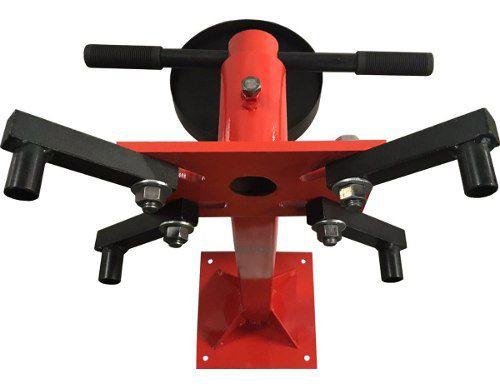 Cavalete Suporte Fixo De Coluna P/ Motores 4 E 6cc Metalpem