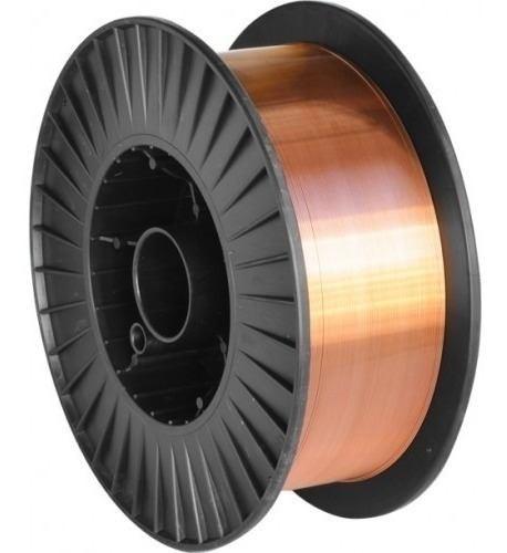 Arame Solda Mig 1.2mm Titanium 15kg Er70s-6 Din 8559-sg2