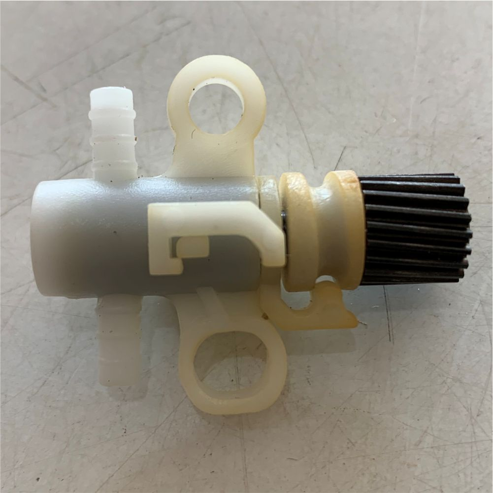 Bomba de Oleo P/ Eletrosserra Tekna Original Mod. 1200/1250 Cod. ES125001057