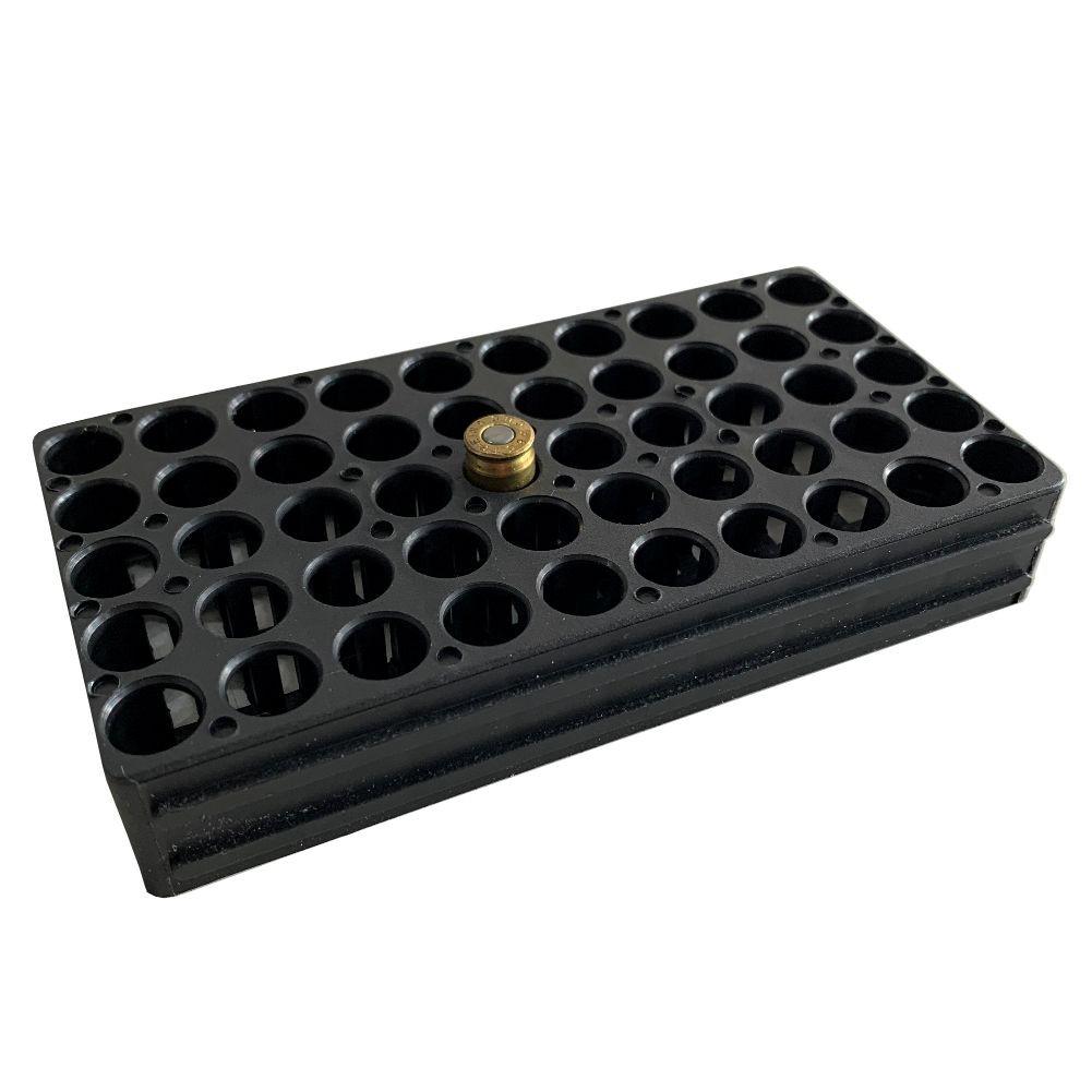 Caixa Estojo Porta Munição de Arma de Fogo P/ Calibre 380 ou 9mm ABFIRE
