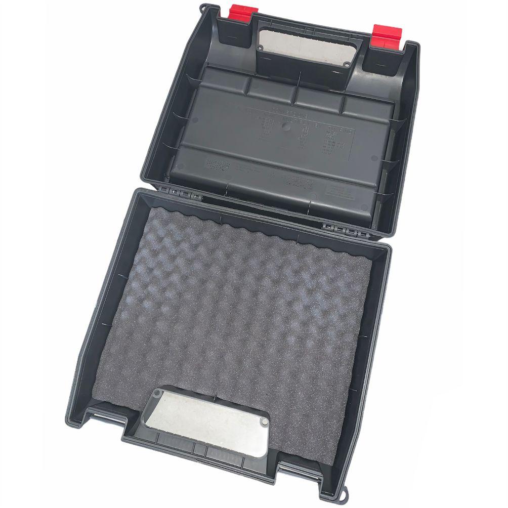 Caixa P/ Furadeira Esmerilhadeira Serra Tico Tico C/ Organizador Guisa Cod.: 21001