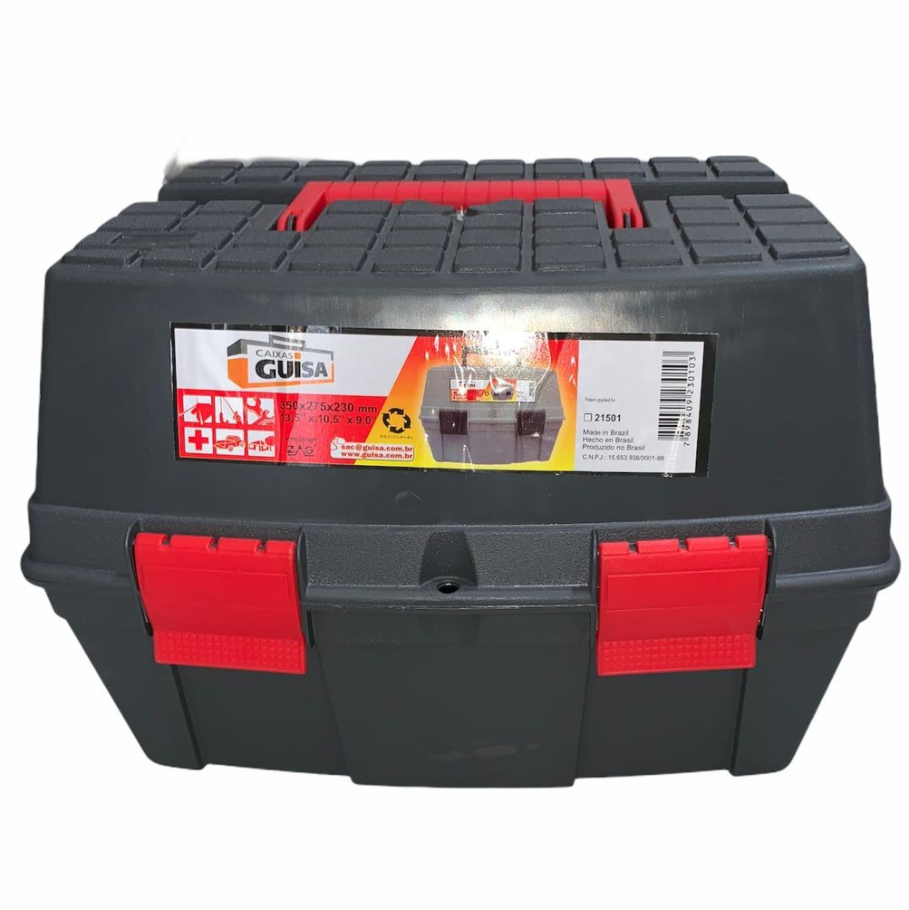 Caixa Tipo Bau Para Acondicionar Serra Marmore Guisa Ref.: 21501