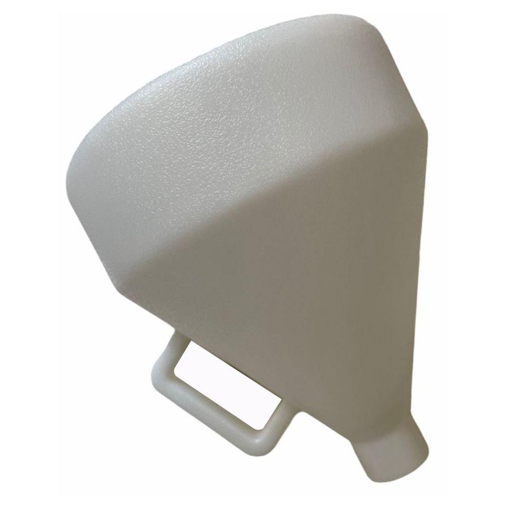 Copo Caneca de Plastico P/ Reposição em Pistolas de Textura Projetado 5L Ref.: ST-407