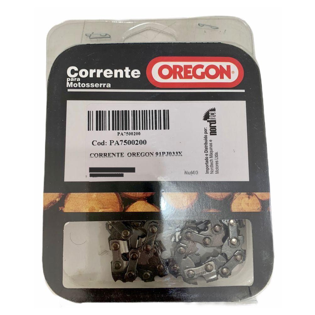 Corrente Oregon P/ Podador de Altura Tekna Original Cod.: PA7500200