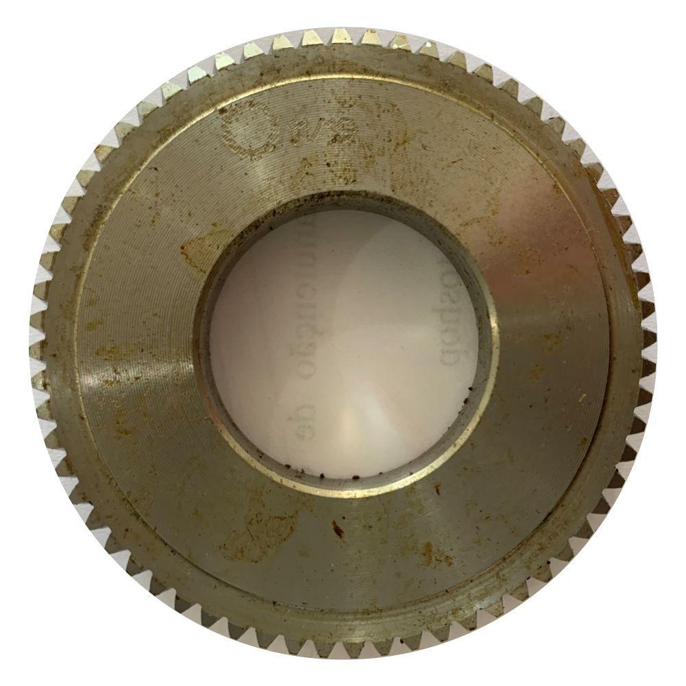 Engrenagem Helicoidal P/ Aparador de Cerca Viva Trapp HT-500 700 Original metal Cod.: 4111063