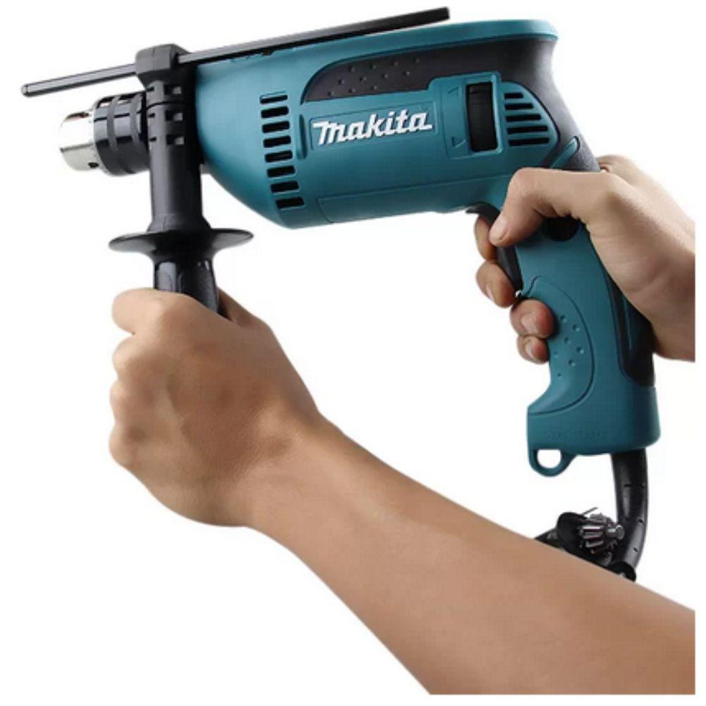 Furadeira C/ Impacto Profissional 1/2 13mm C/ 760w Makita HP1640