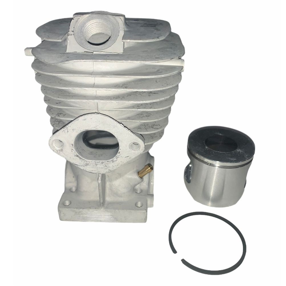 Kit Motor Cilindro + Pistão + Aneis P/ Motosserra CS41 / TCS41 Toyama Tekna Importadas