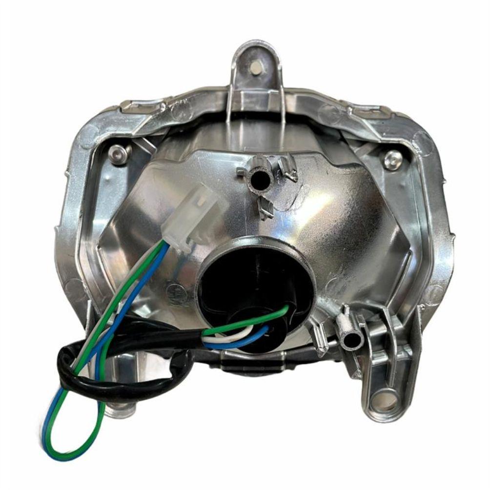 Lanterna Traseira P/ Honda Nxr Broz 160cc (Todas) Ref.: Valplas-02035
