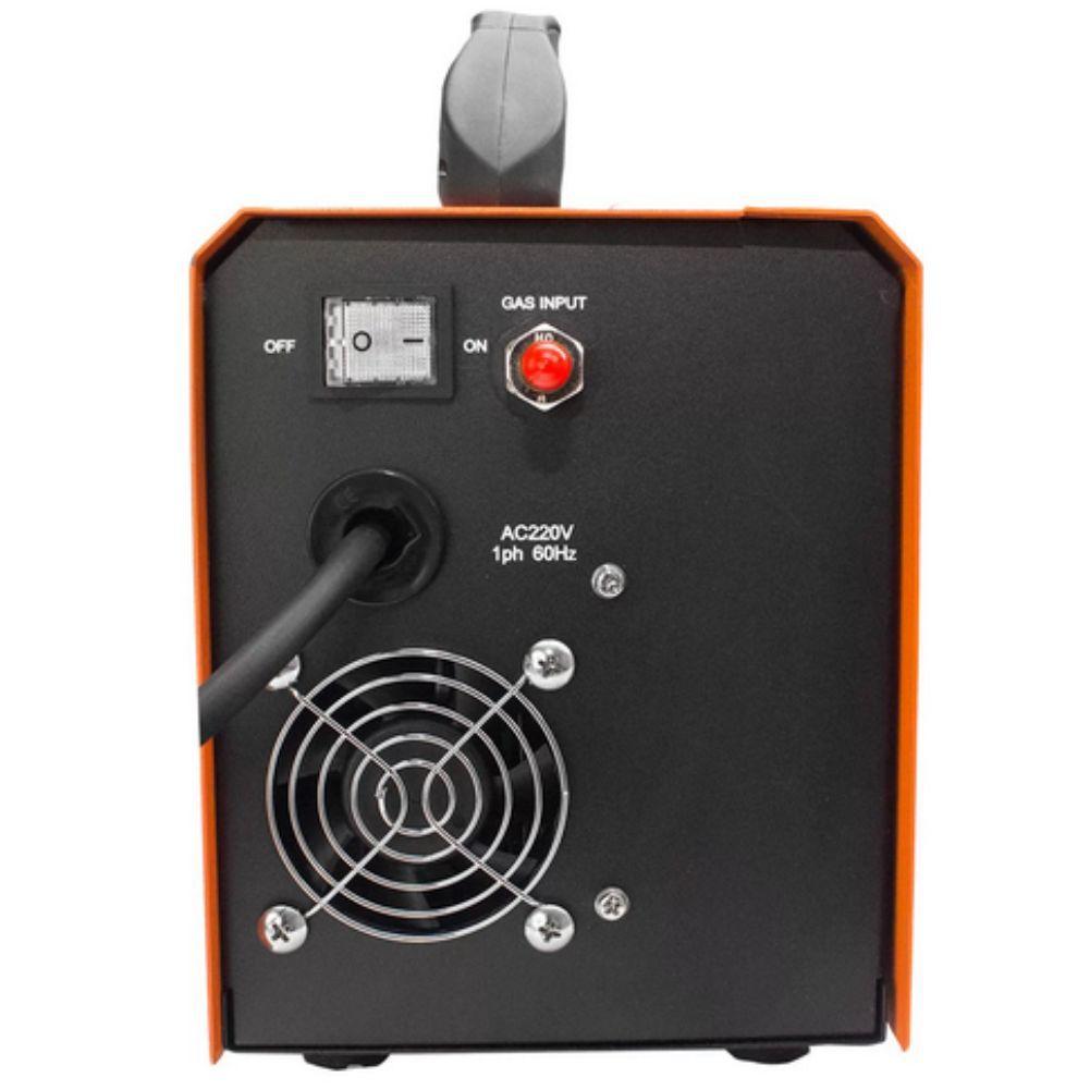 Maquina P/ Solda Multiprocesso MIG / MMA Flex Portatil EVOMIG-130 220v Smarter + Arame 1kg