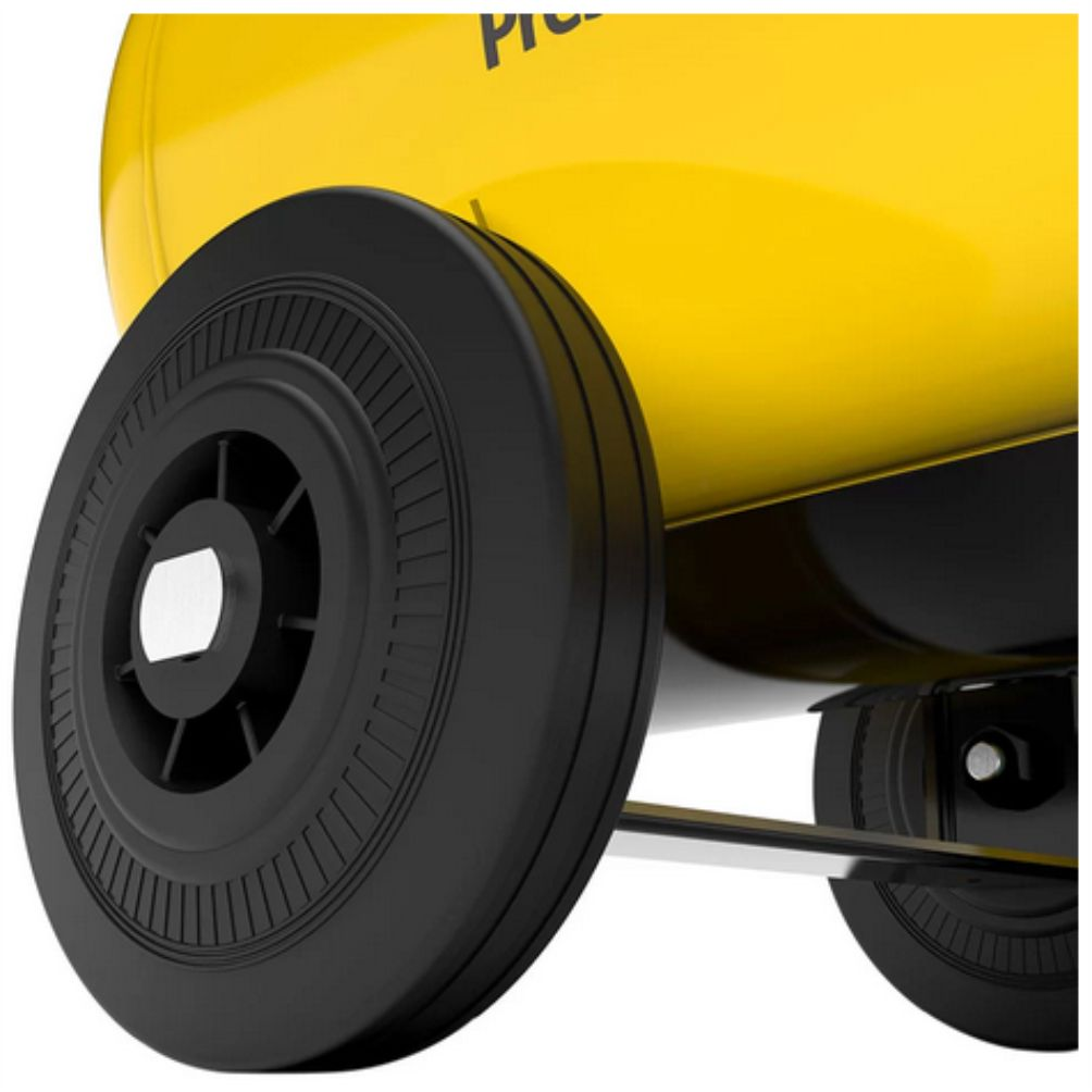 Motocompressor de Ar 8,2 Pés 2HP 24 Litros 220V 116 PSI - PRESSURE-MOTOPRESS