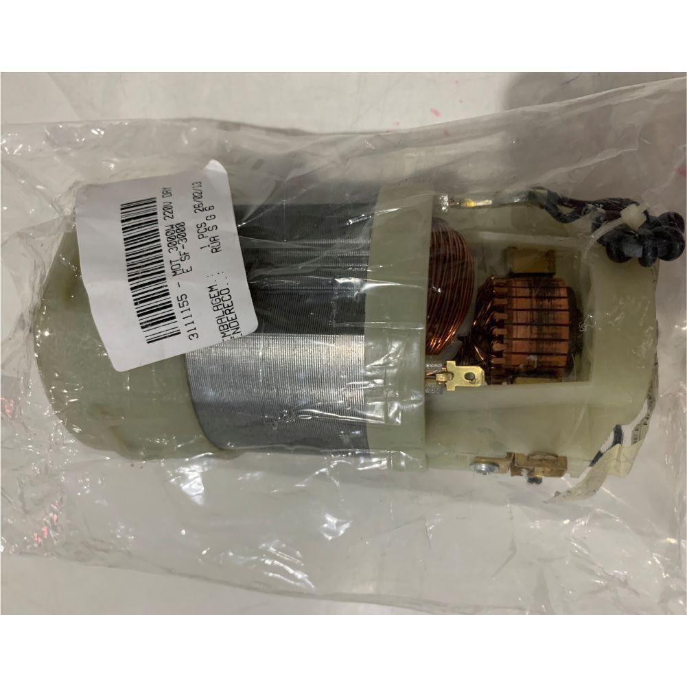 Motor Eletrico de Escova 3000w 220V P/ Soprador Trapp SF-3000 Original Cod.: 3111155