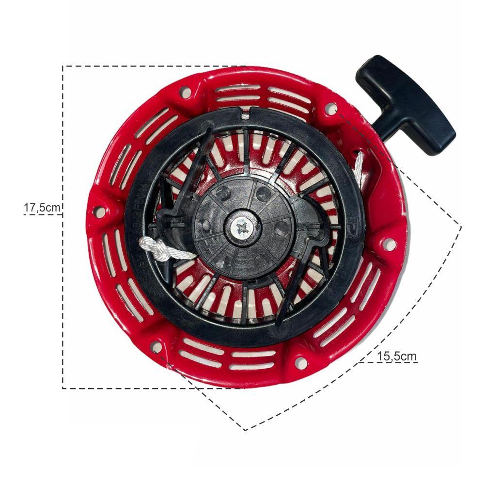 Partida Start P/ Motor Estacionario e Gerador Honda GX-160 Cod.: 000000036