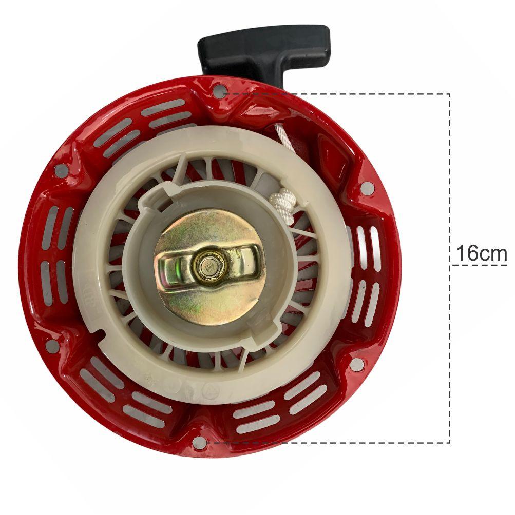 Partida Start P/ Motor Estacionario e Gerador Toyama Honda Branco 5.5 - 6.5 - 7.5HP Cod.: 000000030