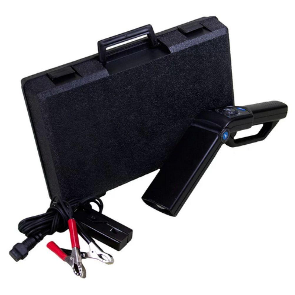 Pistola Estroboscópica de Ponto com Avanço Analógico - KITEST-KA-048